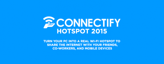 connectify me hotspot 2015